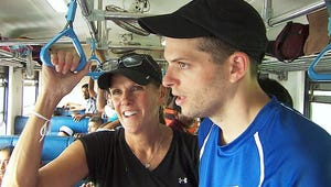 """Amazing Race's Margie and Luke: Waiting for Standby Tickets Was a """"Stupid Decision"""""""