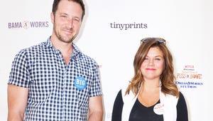 Tiffani Thiessen Welcomes Baby Boy