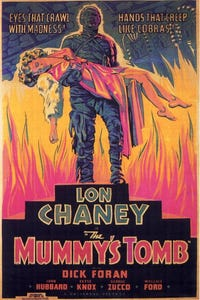 The Mummy's Tomb as Kharis
