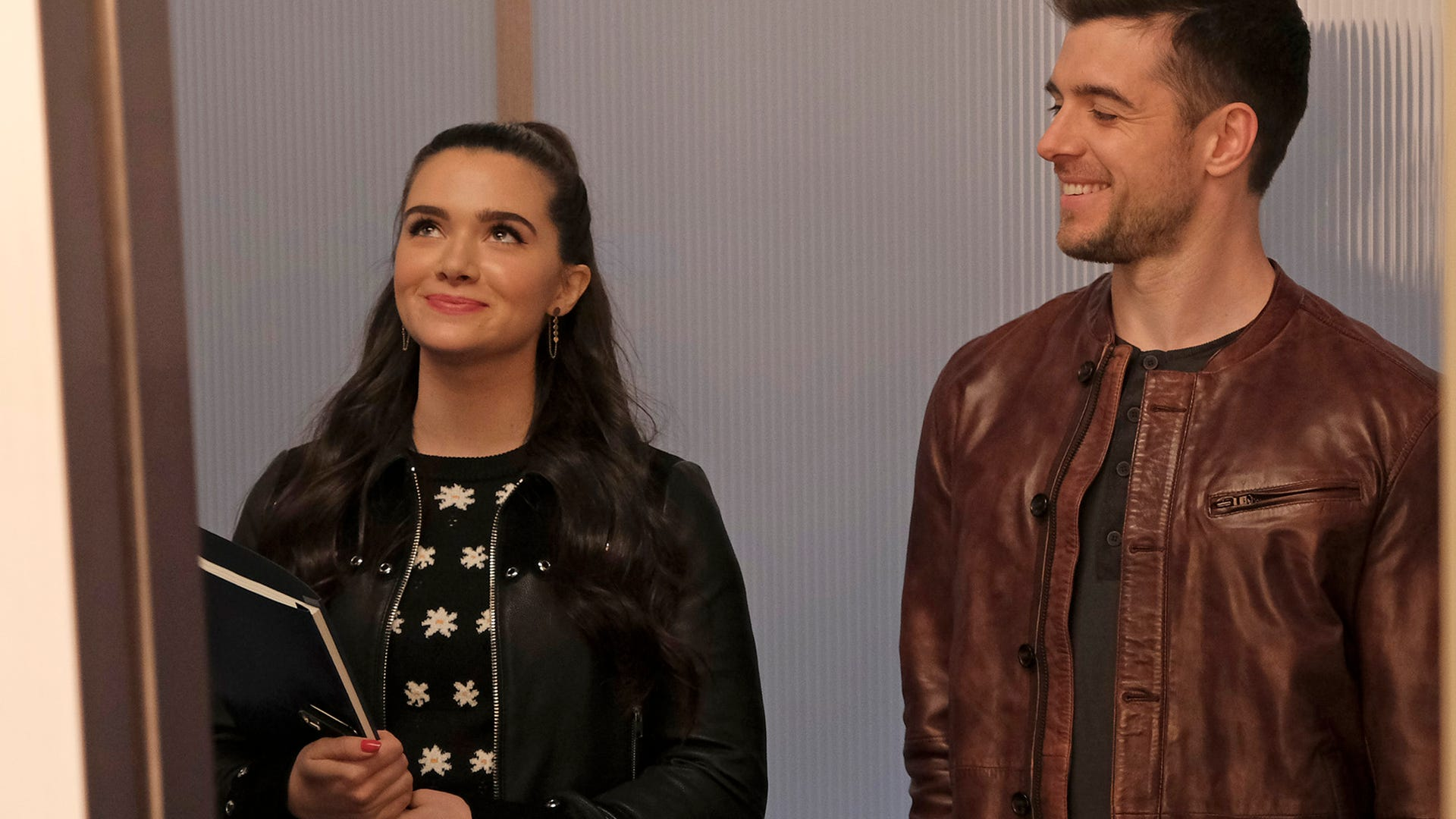 Katie Stevens and Dan Jeannotte, The Bold Type