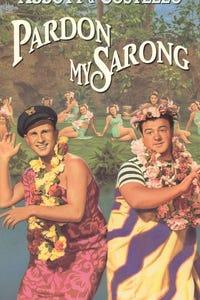 Pardon My Sarong as Checker
