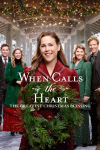 When Calls the Heart: The Greatest Christmas Blessing as Abigail Stanton