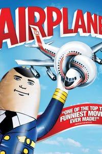 Airplane! as Jive Lady