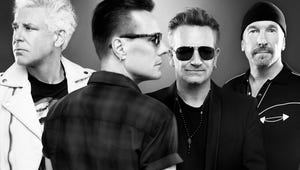 Get the Details on Two New HBO Shows About U2. Plus: Amy Schumer, Martin Scorsese and Westworld!