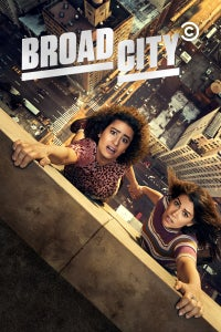Broad City as Abe