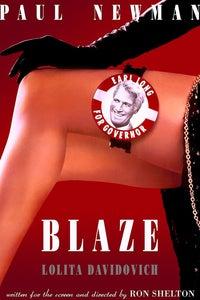 Blaze as Blaze Starr