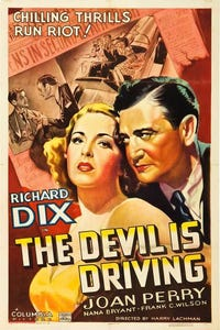 The Devil Is Driving as Mrs. Sanders