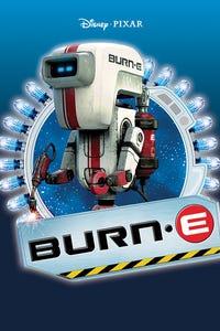 Burn-E as Captain B. McCrea