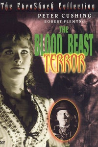 Blood Beast Terror as Detective Inspector Quennell