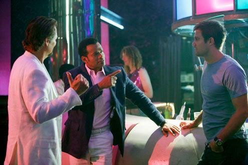 "The Finder - Season 1 - ""Bullets"" - Greg Evigan, Mario Van Peebles and Geoff Stults"