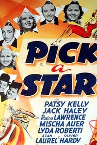 Pick a Star as Ernie
