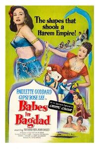 Babes in Bagdad as Slave dealer