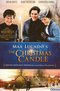The Christmas Candle as William Barstow