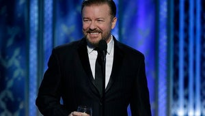 For Some Reason Ricky Gervais Is Hosting the Golden Globes Again