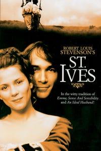 Robert Louis Stevenson's St. Ives as Francois