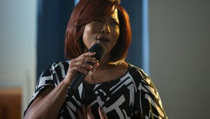 STAR: See Queen Latifah Rapping Again in This Weird Scene