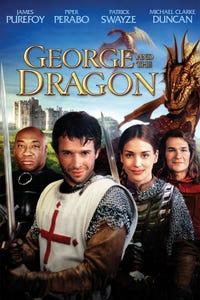 Dragon Sword as Sir Robert