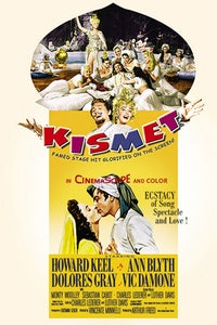 Kismet as Major Domo