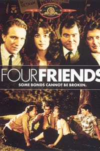 Four Friends as Mrs. Carnahan