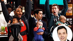 How NBC's Guys with Kids Is Making Fatherhood Cool