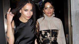 """Zoe Kravitz Says Lisa Bonet Is """"Disgusted and Concerned"""" Over Bill Cosby Accusations"""