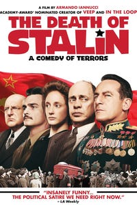 The Death of Stalin as Nikita Khrushchev