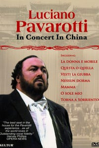 Pavarotti in China