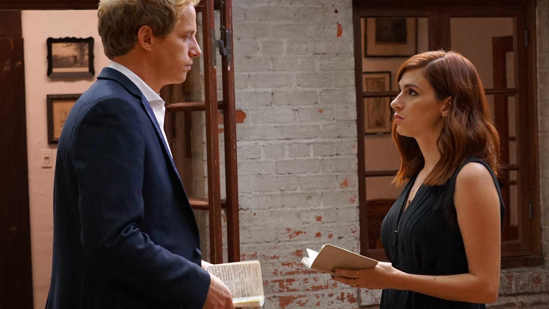 Chris Geere and Aya Cash, You're the Worst