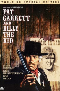 Pat Garrett and Billy the Kid as Alamosa Bill