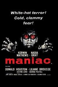 Maniac as Inspector Etienne