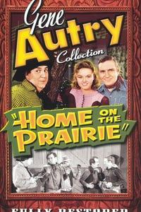 Home on the Prairie as Henchman Wilson