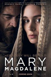 Mary Magdalene as Elisha