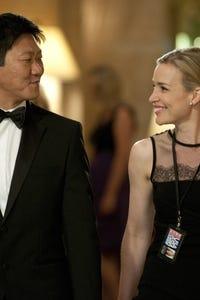 Benedict Wong as Mr. Lau