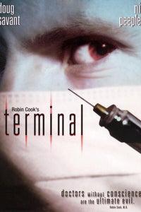 Robin Cook's 'Terminal' as Sheila Adamson