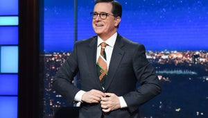 Stephen Colbert Auditioned to Be Screech in Saved By the Bell and, Yeah, We Kinda See It