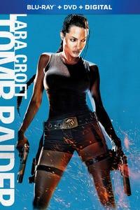 Lara Croft: Tomb Raider as Alex