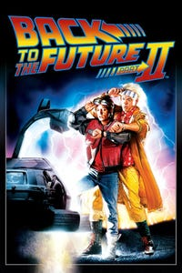 Back to the Future Part II as Video Game Boy