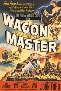 Wagon Master as Travis Blue