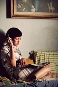 Julia Jones as Wilma