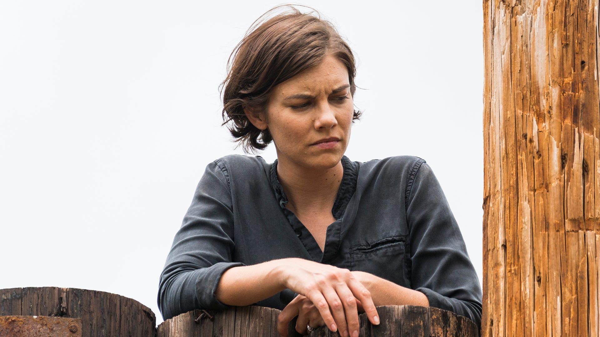 Lauren Cohan, The Walking Dead