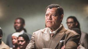 Madiba's Laurence Fishburne Reveals How He Prepared to Play Nelson Mandela