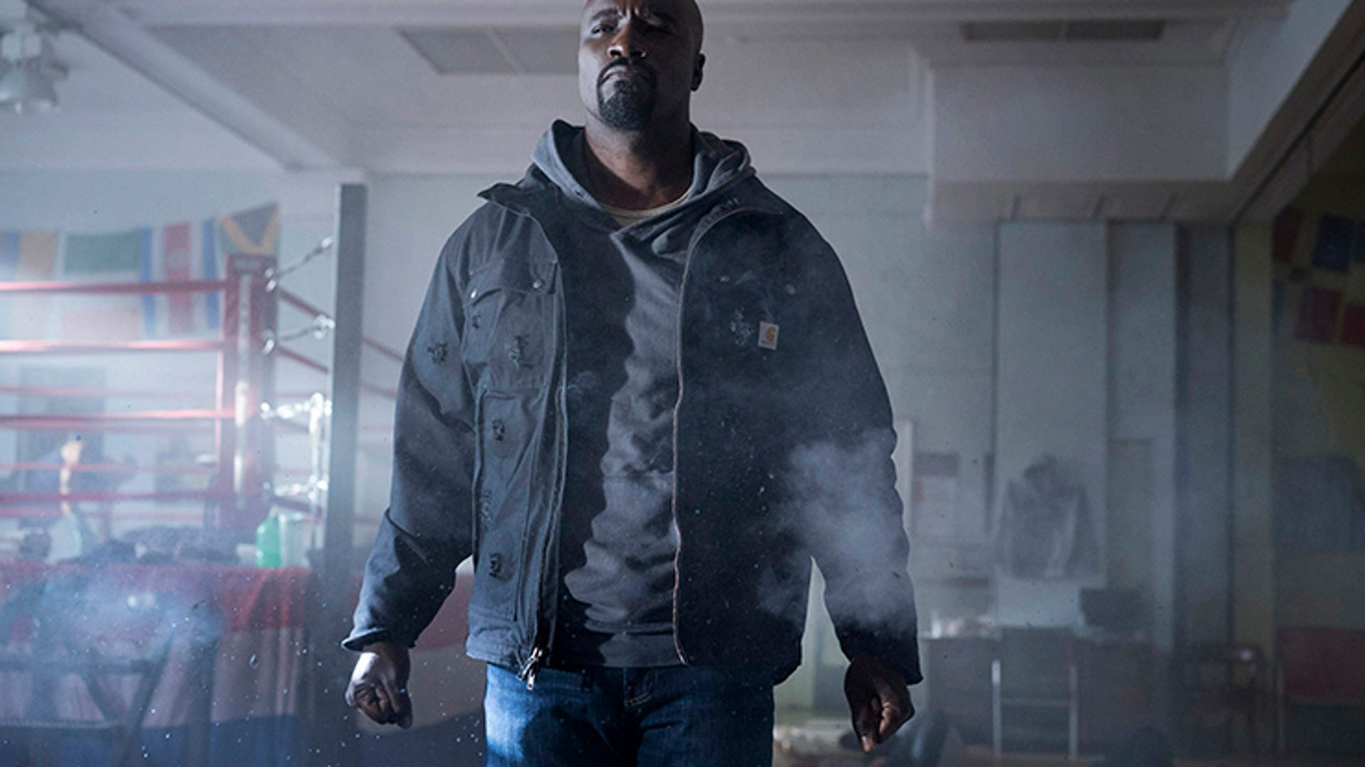 Mike Colter, Marvel's Luke Cage
