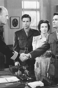 Moroni Olsen as Maj. Allen