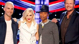 The Voice Exclusive First Look: Gwen Stefani Leads the Pack in New Season 7 Poster
