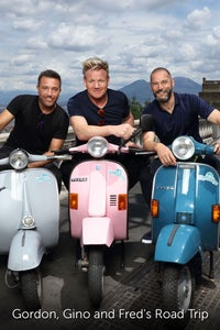 Gordon, Gino and Fred's Road Trip as Self - Co-Presenter
