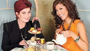 A Day Out With The Talk's Julie Chen and Sharon Osbourne