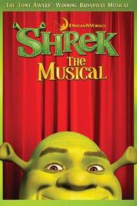 Shrek the Musical as Fiona