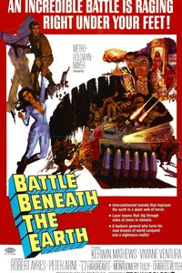 Battle Beneath the Earth as Dr. Galissi
