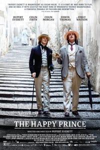 The Happy Prince as Reggie Turner