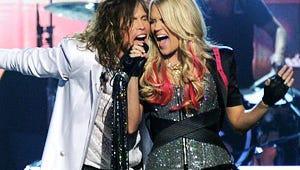 Steven Tyler, Rihanna Perform at Academy of Country Music Awards; Miranda Lambert Wins Big